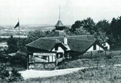 Das Waldheim Gaisburg 1920